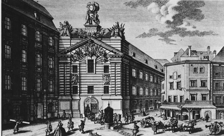 Am Hof Zeughaus