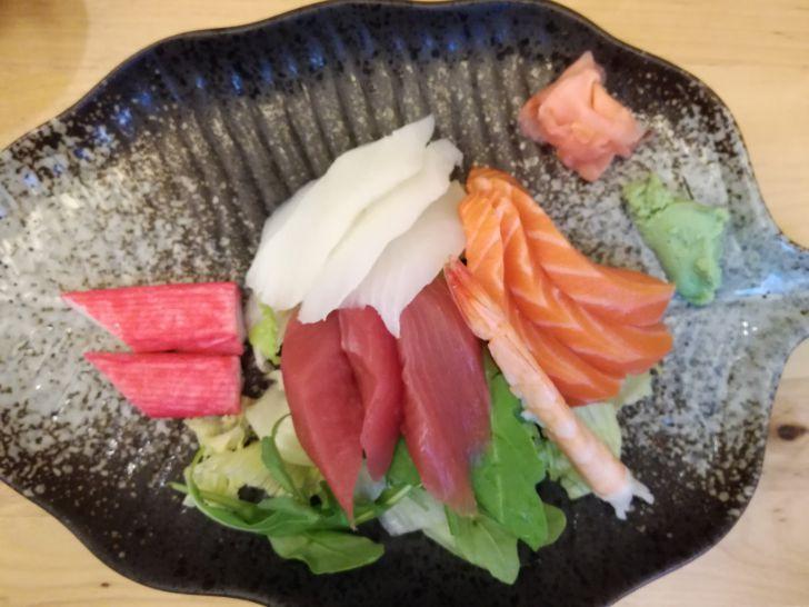 Matcha Komachi Sashimi (c) STADTBEKANNT