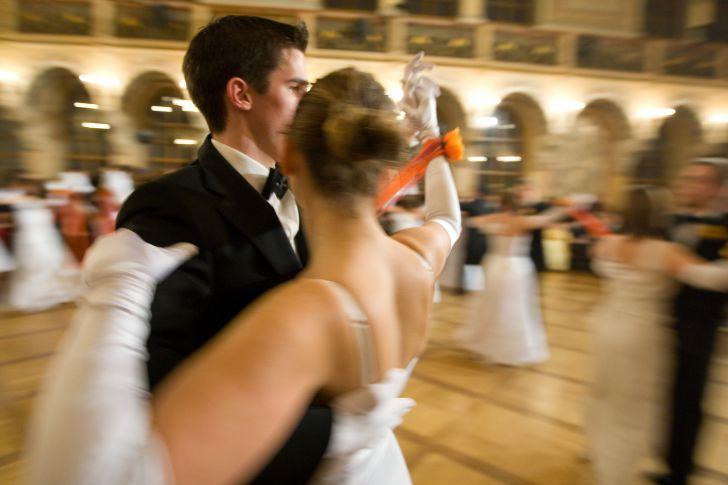 Dorner Ball Walzer Palais Ferstel (c) Tanzschule Dorner