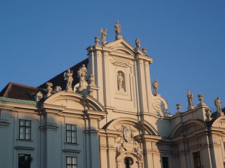 Am Hof, Kirche am Hof (c) stadtbekannt.at