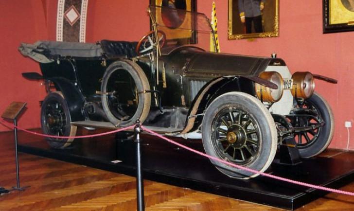 Auto mit Vorderradantrieb