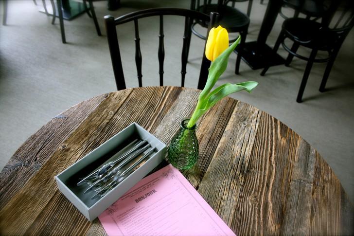 Cafe Francais Blume (c) Nohl stadtbekannt.at