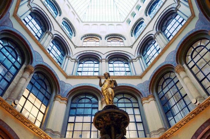 Palais Ferstel Donaunixenbrunnen (c) stadtbekannt.at