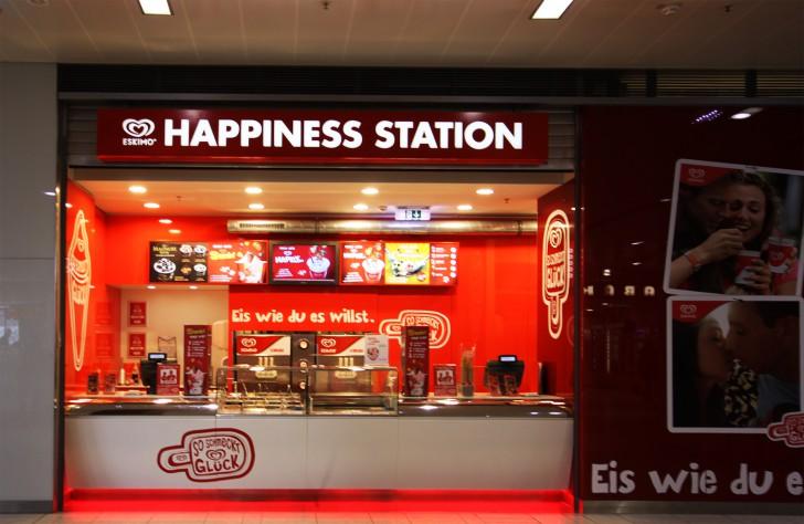 Westbahnhof Happiness (c) stadtbekannt.at