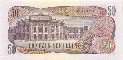 Fünfzig Schilling-Note