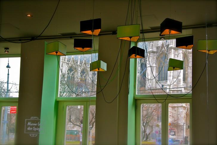 Cafe Francais Lampen (c) Nohl stadtbekannt.at