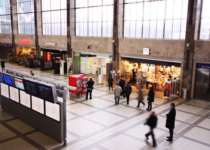 Westbahnhof Geschaefte (c) stadtbekannt.at