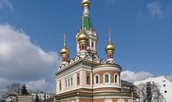 Kathedrale zum heiligen Nikolaus (c) Thomas Ledl