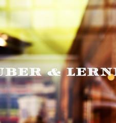 Huber und Lerner Logo Eingang (c) stadtbekannt.at