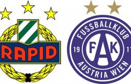 Rapid vs. Austria