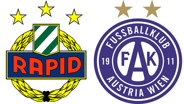 Rapid vs. Austria