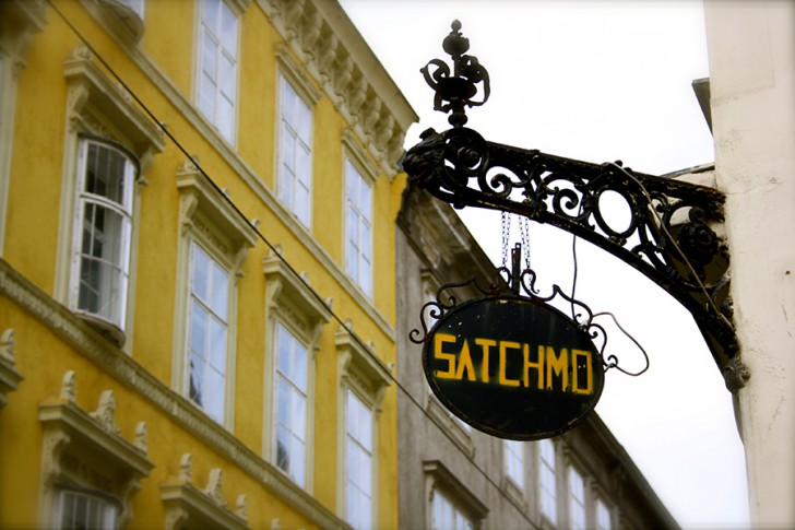 Satchmo (c) Nohl stadtbekannt.at
