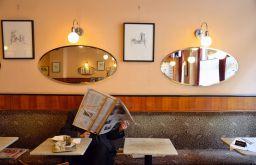 Cafe Bräunerhof Zeitung (c) STADTBEKANNT