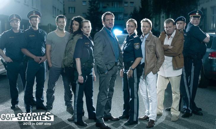 CopStories (c) gebhardt productions