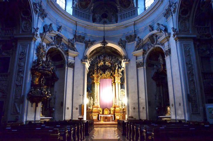 Servitenkirche (c) Mautner stadtbekannt.at