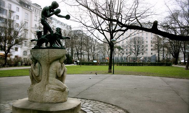 Modenapark (c) Nohl stadtbekannt.at