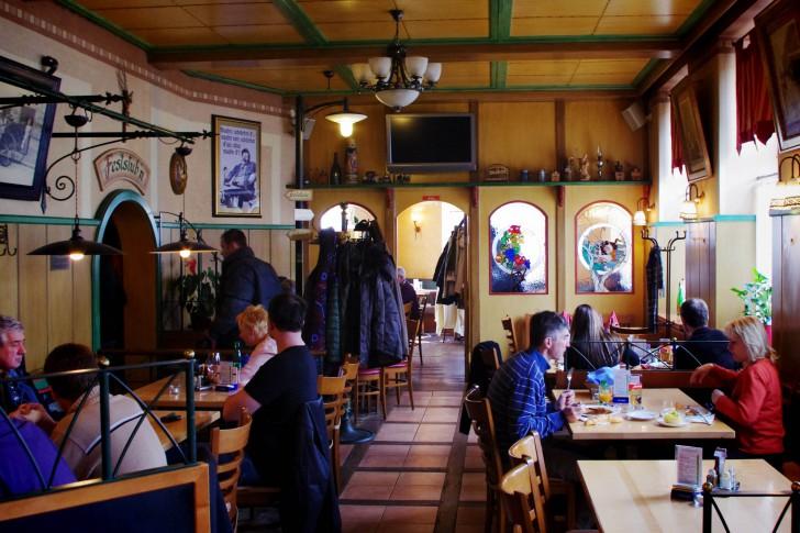 Gasthof Schwabl Wirt Lokal (c) stadtbekannt.at