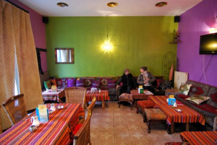 Cafe Berfin Lokal (c) Mautner stadtbekannt.at