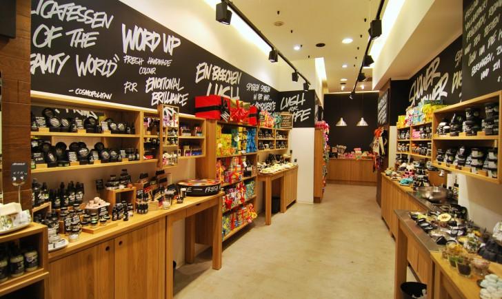 Lush Shop (c) stadtbekannt.at