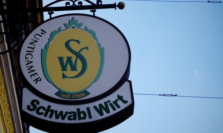 Gasthof Schwabl Wirt Schild (c) stadtbekannt.at
