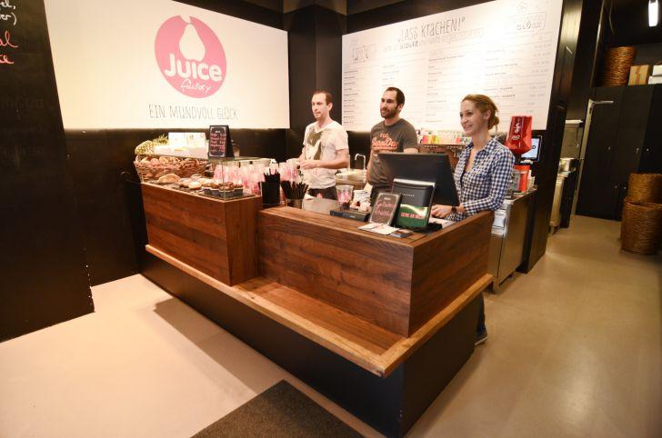 Juice Factory Team (c) Mautner stadtbekannt.at