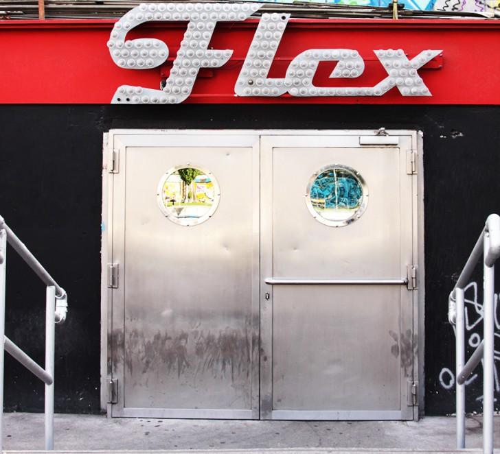Flex Tür (c) STADTBEKANNT