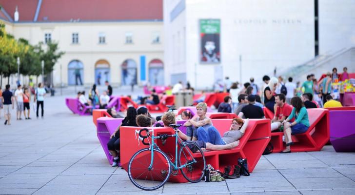 Von Enzi bis Enzo: Wenn Mobiliar das Stadtbild prägt