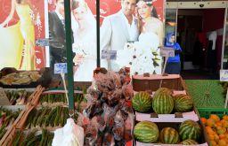 Brunnenmarkt Marktstand (c) Mautner stadtbekannt.at