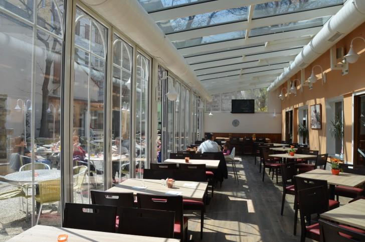 Restaurant Kent Wintergarten (c) Mautner stadtbekannt.at