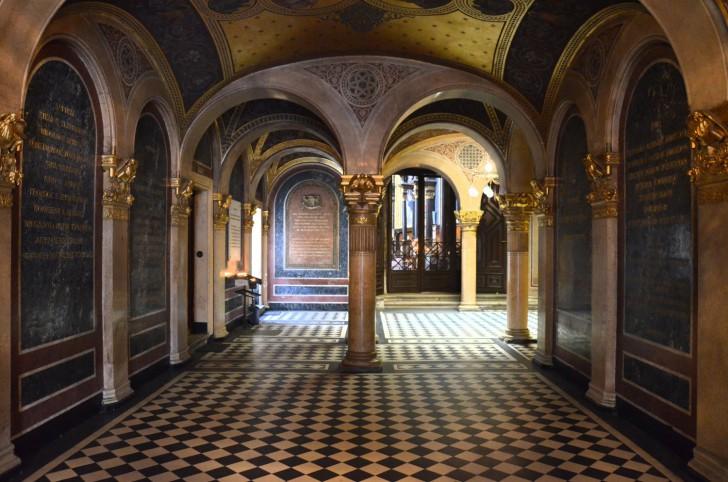 Griechische Kirche Arcade (c) Mautner stadtbekannt.at