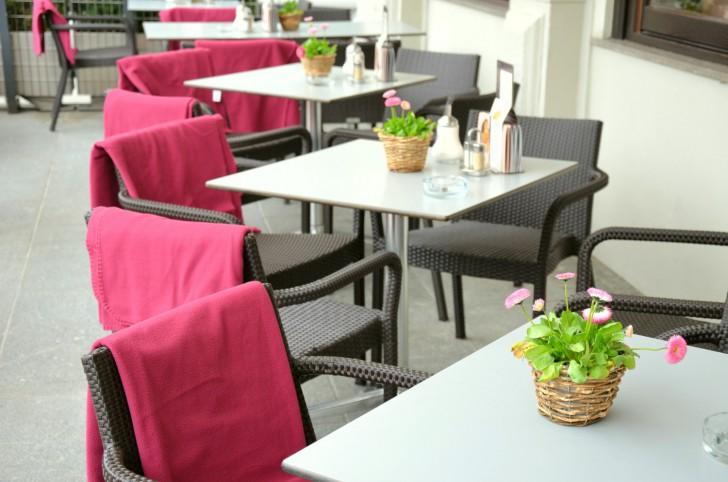Cafe Mozart Schanigarten (c) Mautner stadtbekannt.at