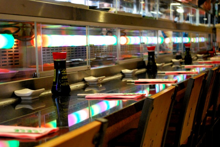 Hanil Running Sushi (c) STADTBEKANNT