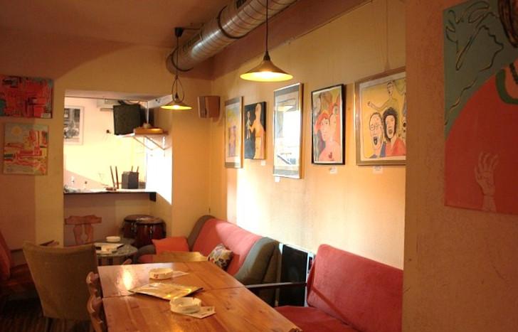 Jazzcafe Zwe Innenraum