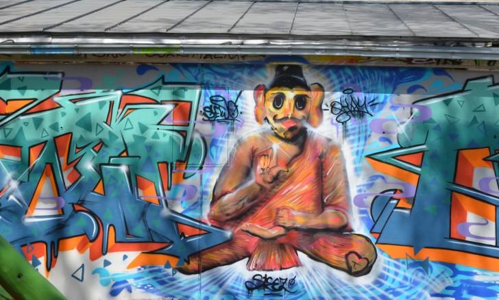 Brunnenmarkt Graffiti (c) Mautner stadtbekannt.at