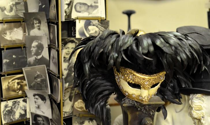 K.u.K. Kuriositaeten Maske (c) stadtbekannt.at