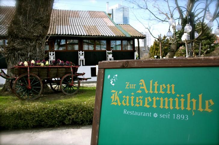 Kaisermühlen Zur Alten Kaisermühle (c) stadtbekannt.at