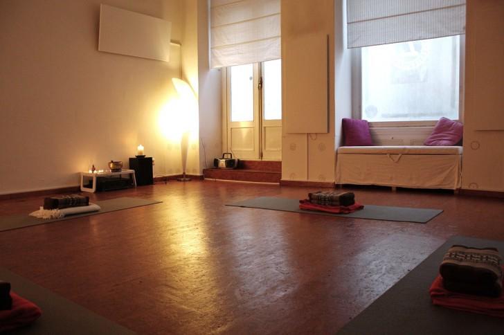 Saint Charles Complementary Yogaraum Foto: STADTBEKANNT
