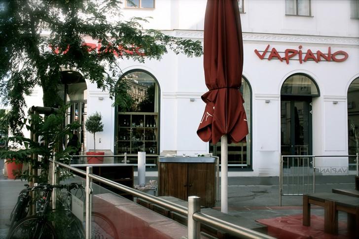 Praterstraße Vapiano (c) STADTBEKANNT