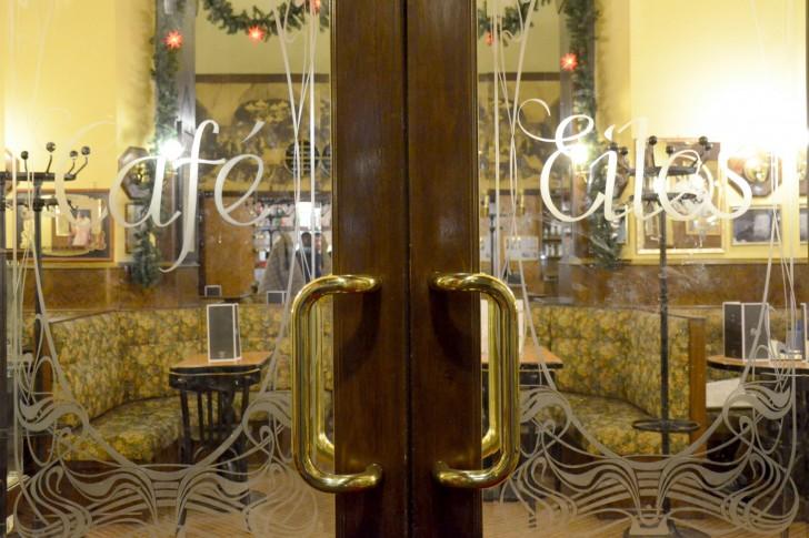 Cafe Eiles Eingang (c) Mautner stadtbekannt.at
