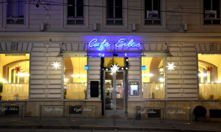 Cafe Eiles (c) Mautner stadtbekannt.at