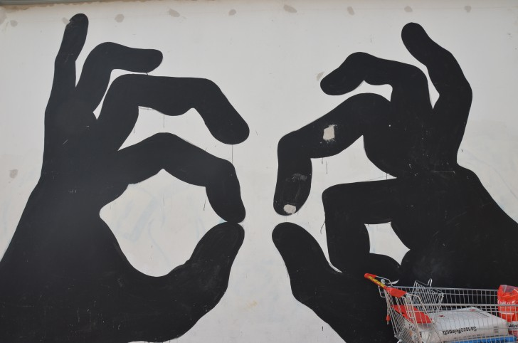 Vorgartenmarkt Hand (c) Mautner stadtbekannt.at