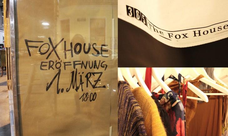 Junges Design at its best: Der Fox House Pop-Up Store