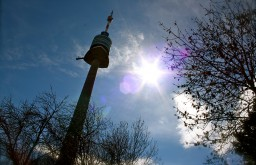 Kaisermühlen Donauturm (c) stadtbekann.at