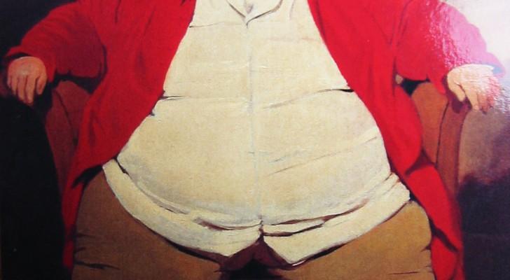 Fettleibigkeit 1806