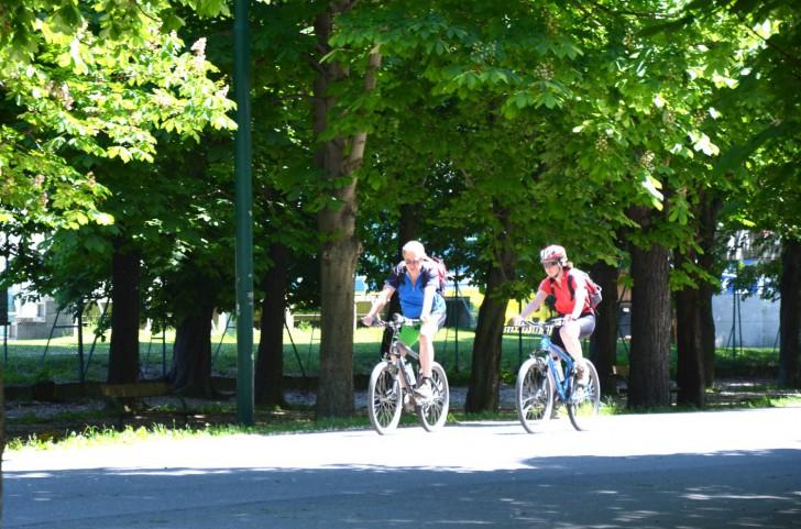 Prater Radfahrer (c) Mautner stadtbekannt.at