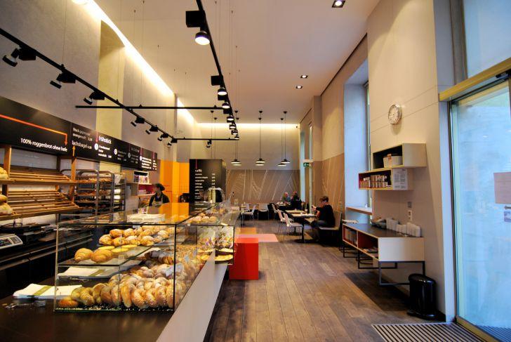 Bäckerei Felzl Theke (c) Mautner stadtbekannt.at