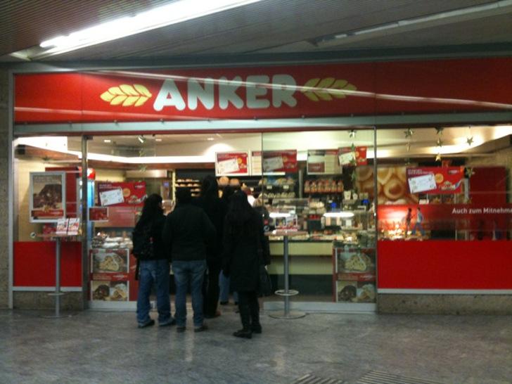 Anker Schottentor (c) STADTBEKANNT