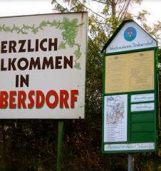Strebersdorf Willkommen (c) stadtbekannt.at