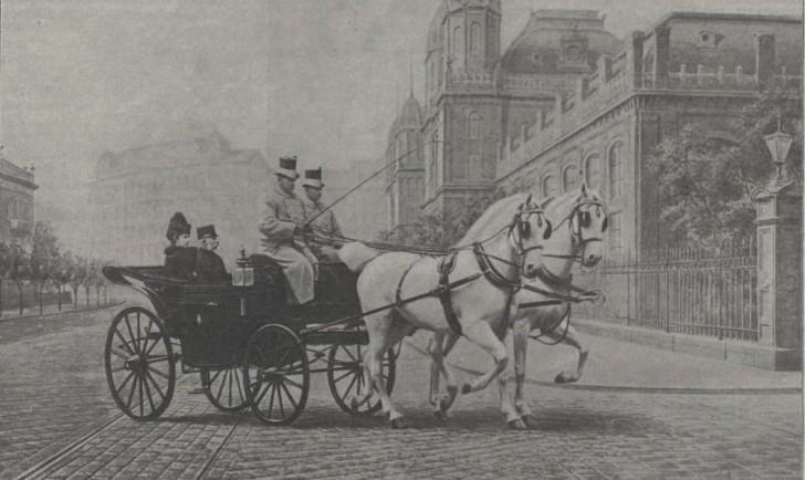 Kaiserin Elisabeth und Franz Josef