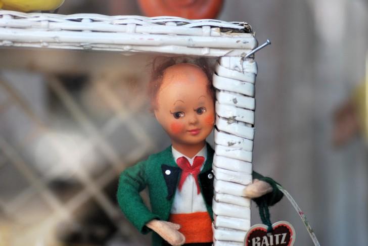 Ramsch und Rosen Puppe (c) stadtbekannt.at